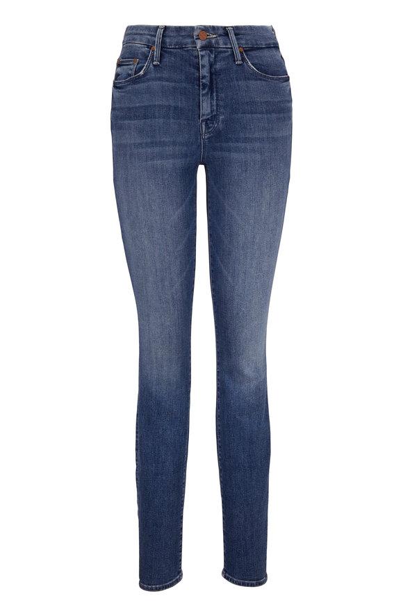 Mother Denim The Looker Groovin Skinny Jean