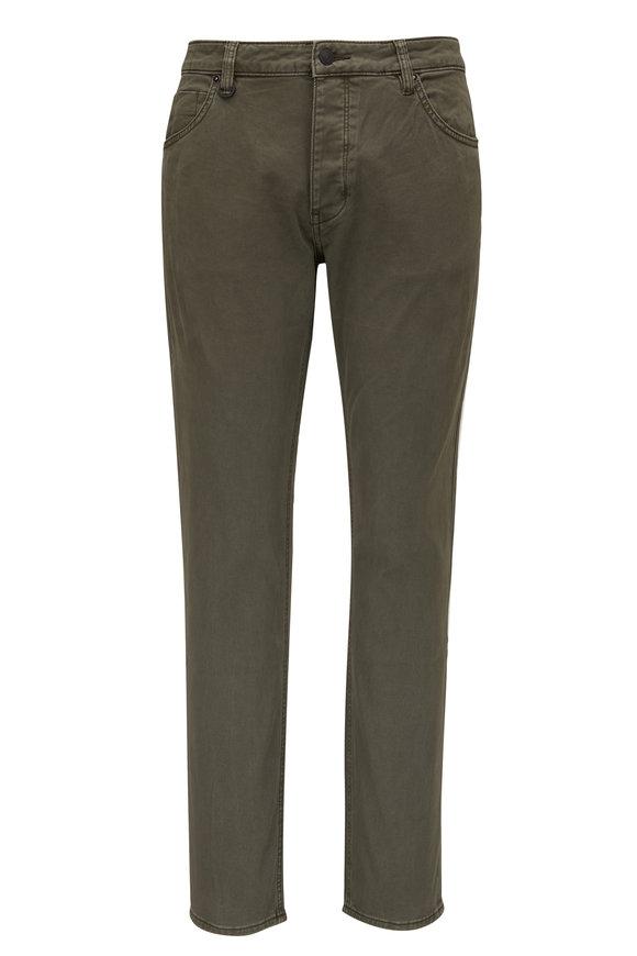 NEUW Lou Military Twill Slim Fit Jean