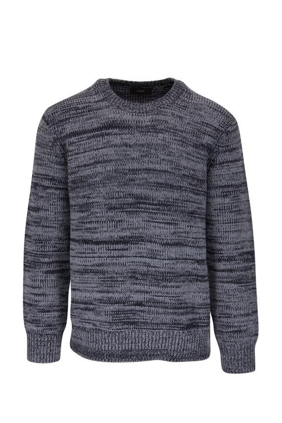 Vince Coastal Marled Crewneck Sweater