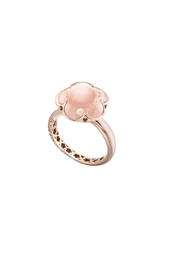 Pasquale Bruni Rose Gold Pink Bon Ton Ring