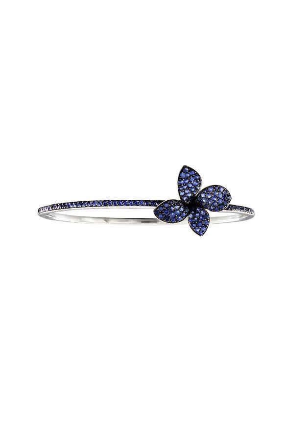 Pasquale Bruni 18K White Gold Blue Giardini Segreti Bracelet
