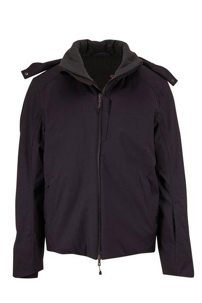 Sease - Armada Navy Blue Ski Jacket