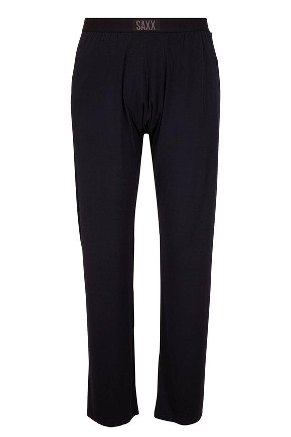 Saxx Underwear Sleepwalker Black Pant