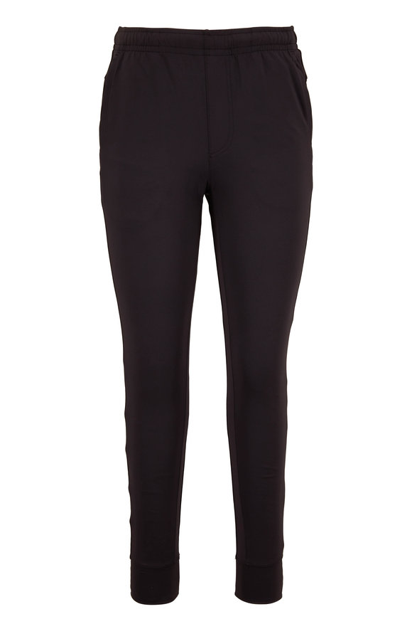 Rhone Apparel Spar Black Jogger