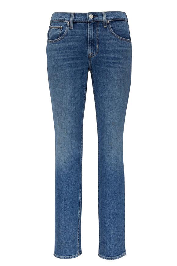 Hudson Clothing Blake Eastwood Mid-Rise Slim Straight Jean