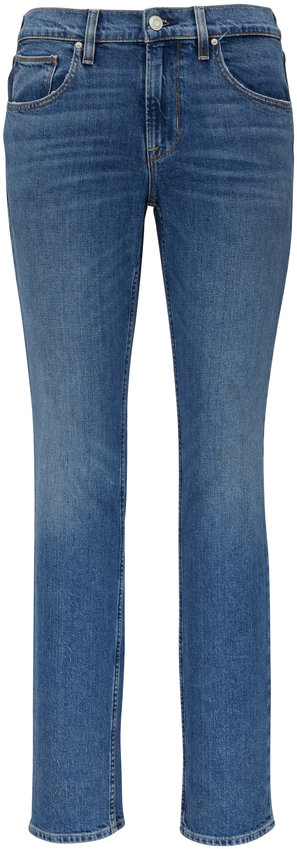 Hudson Clothing Blake Eastwood Mid-Rise Slim Straight Jean