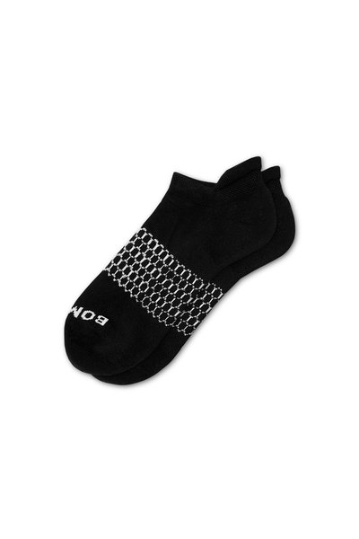 Bombas - Collection Solid Black Ankle Socks