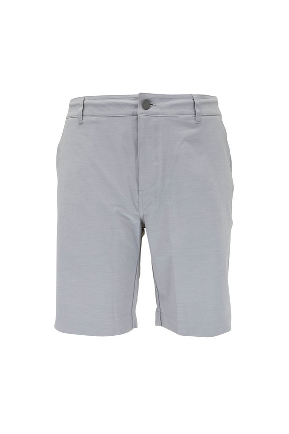 Faherty Brand Belt Loop All Day Charcoal Shorts