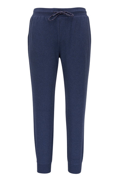 Faherty Brand - Forever Navy Stretch Cotton Jogger