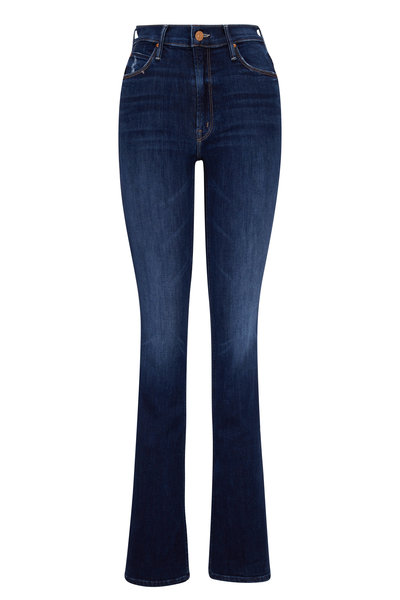 Mother Denim - Runaway Teaming Up High-Rise Jean