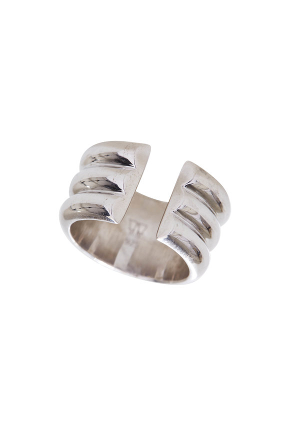 Walters Faith Sterling Silver Thoby Ring