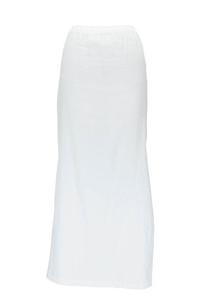 Peter Cohen - White Stem Skirt