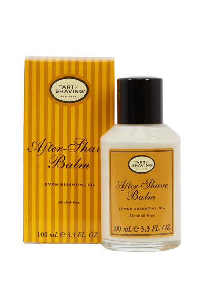 The Art of Shaving - Lemon Essential Oil After-Shave Balm