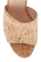 Veronica Beard - Dali Natural Cork Slip-On Wedge