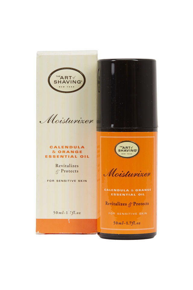 Calendula & Orange Essential Oil Moisturizer