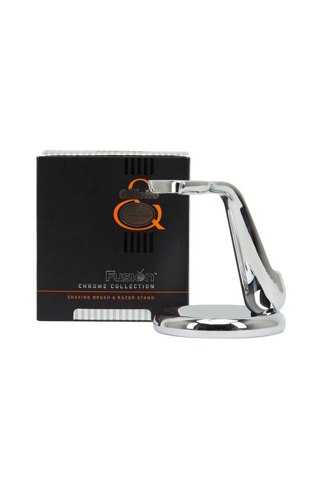 Fusion™ Shaving Brush & Razor Stand