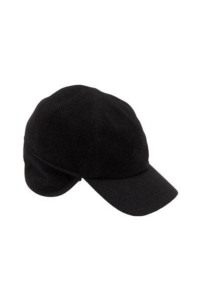 Wigens - Black Cashmere Cap