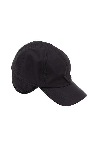 Wigens - Black Nylon Cap