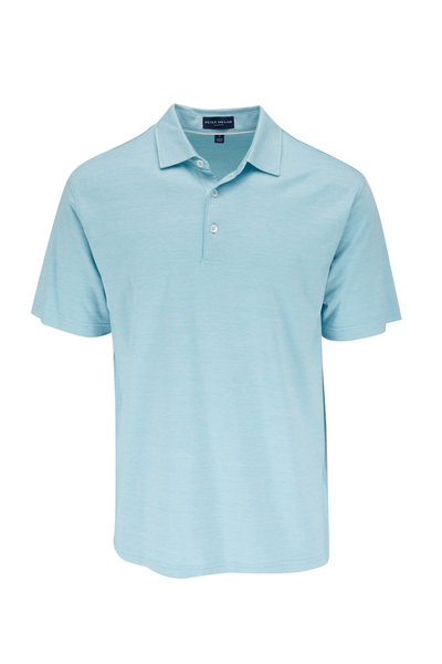 Peter Millar - Excursion Mint Short Sleeve Polo