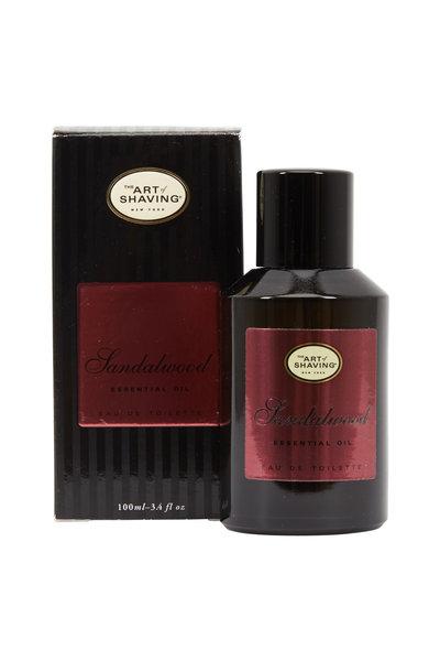 The Art of Shaving - Sandalwood Essential Oil
