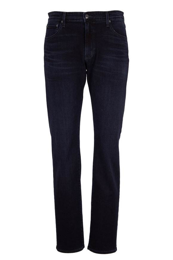 S.M.N. Hunter Barkwood Standard Slim Fit Jean
