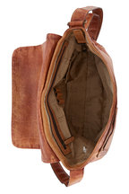Moore & Giles - Sackett Stained Sahara Leather Messenger Bag