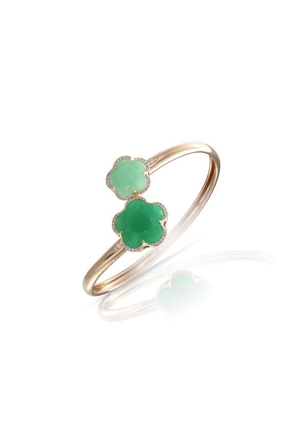 Pasquale Bruni Green Bon Ton Bracelet