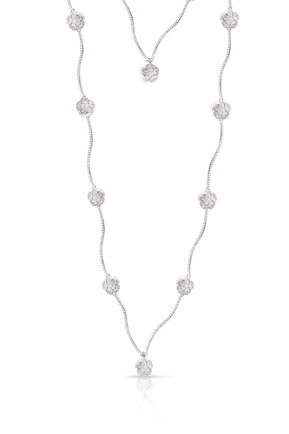 Pasquale Bruni White Gold Necklace