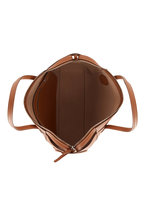 Tod's - Cognac Leather Medium Shop Tote