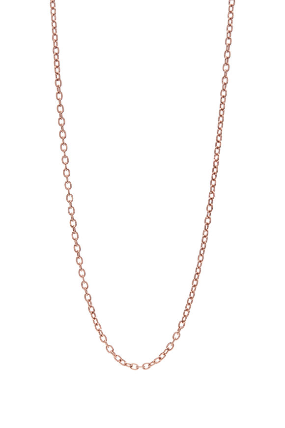 Genevieve Lau 14K Rose Gold Chain