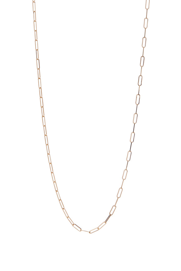 Genevieve Lau Yellow Gold Chain Necklace