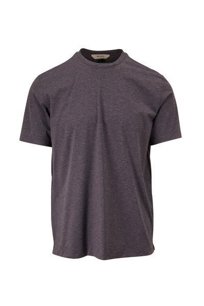 Z Zegna - Gravity Gray Mélange T-Shirt