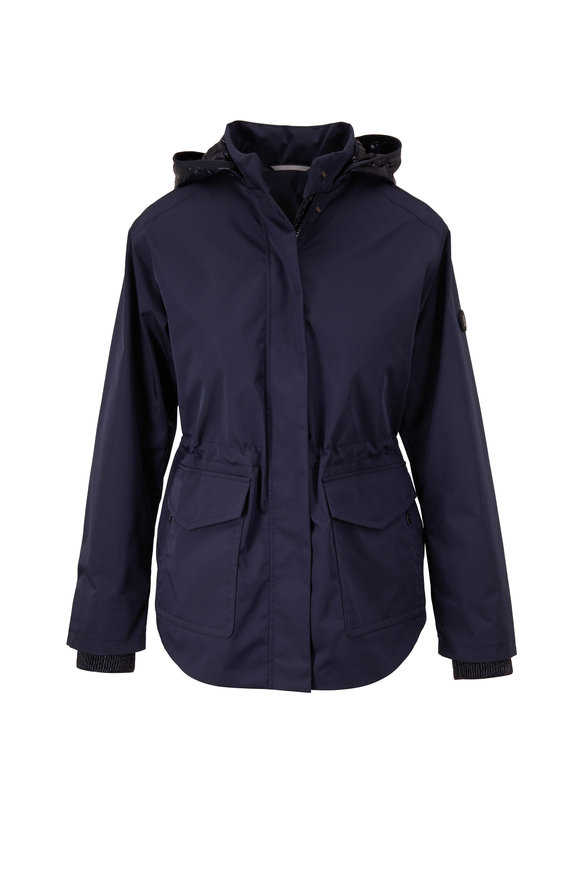 Bogner Mone-T Fashion Navy 2-Layer Stretch Jacket