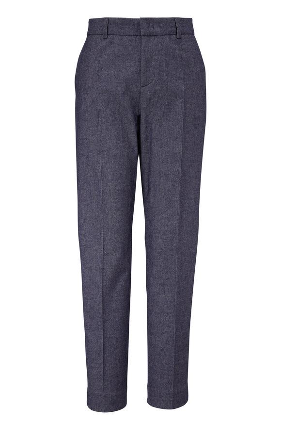 Bogner Joy Fashion Navy Cotton Denim Pant