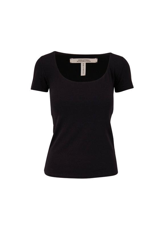 Dorothee Schumacher All Time Favorites Black T-Shirt
