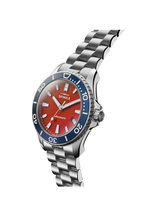 Shinola - The Harbor Monster Red Automatic Watch, 45mm