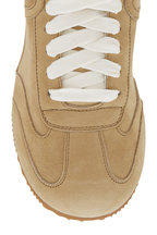 Loewe - Ballet Gold Mixed Leather Sneaker
