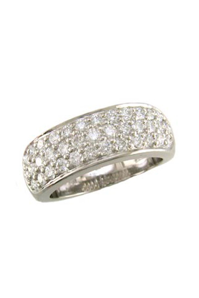 Oscar Heyman - Pave Diamond Band