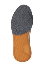 Brunello Cucinelli - Navy Nylon & Leather Tech Trainer