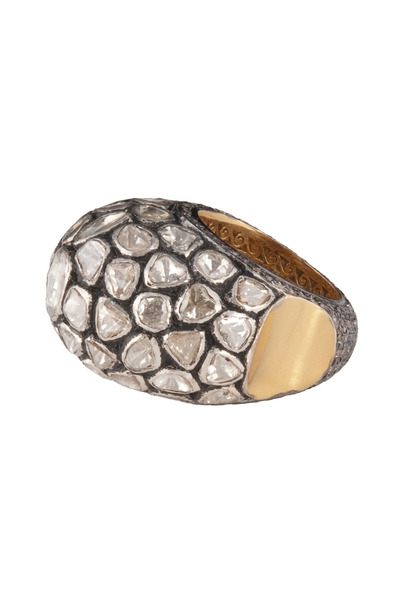 Loren Jewels - Diamond Dome Ring