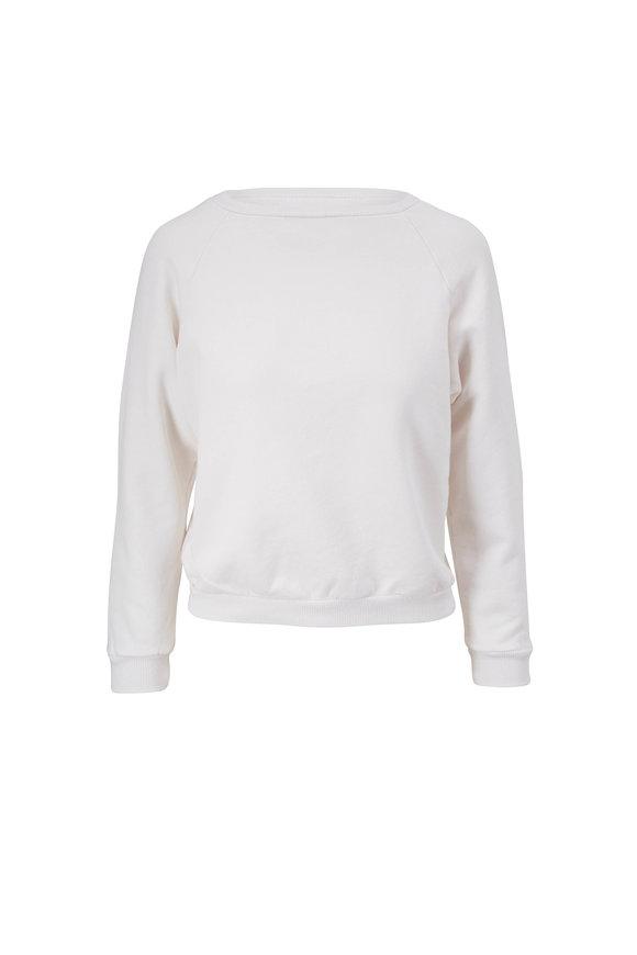 Nili Lotan Classic Vine Crewneck Sweatshirt