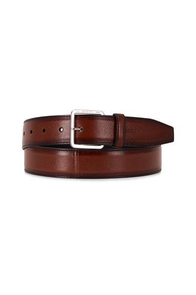 Berluti - Brown Leather Belt