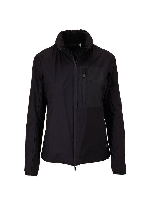 Moncler Farkadian Giubbotto Black Jacket