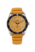 Shinola - The Duck Canary Yellow Water Resistant Watch, 42mm