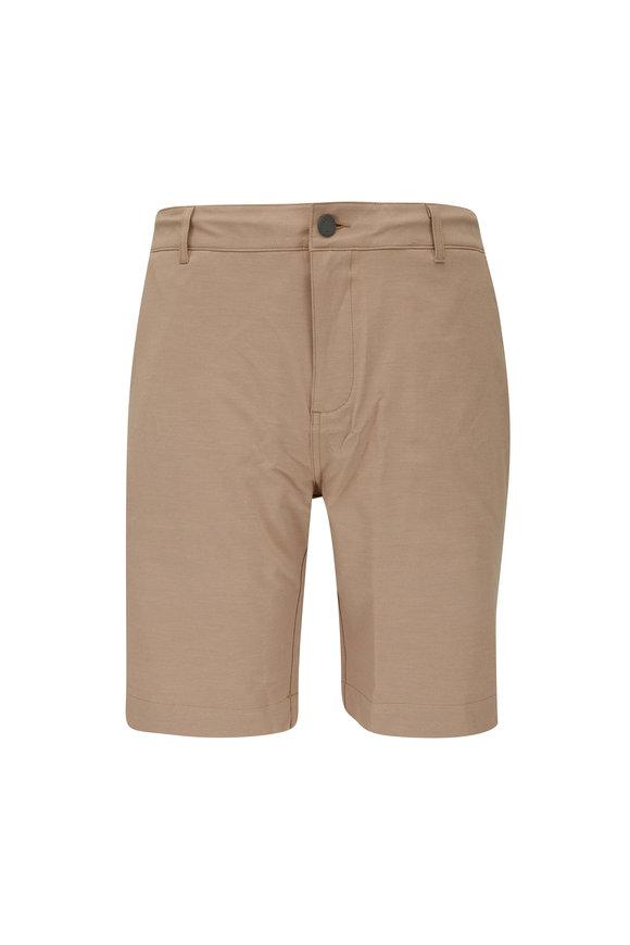 Faherty Brand Belt Loop All Day Khaki Shorts