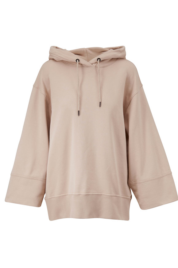 Dorothee Schumacher Casual Coolness Stone Hoodie
