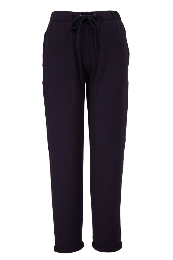 Majestic Marine French Terry Soft Touch Drawstring Pant