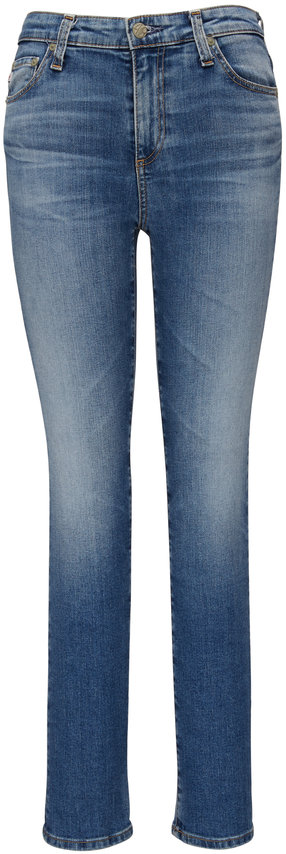 AG Mari 15 Years Shoreline Slim Straight Jean