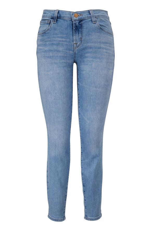 J Brand 835 Domina Mid-Rise Skinny Jean