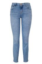 J Brand - 835 Domina Mid-Rise Skinny Jean